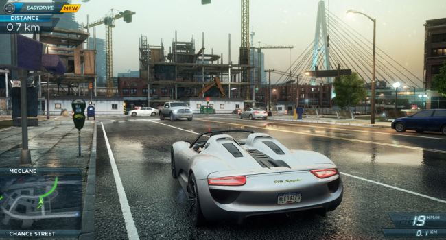 Need For Speed Most Wanted 2 PC Version Download