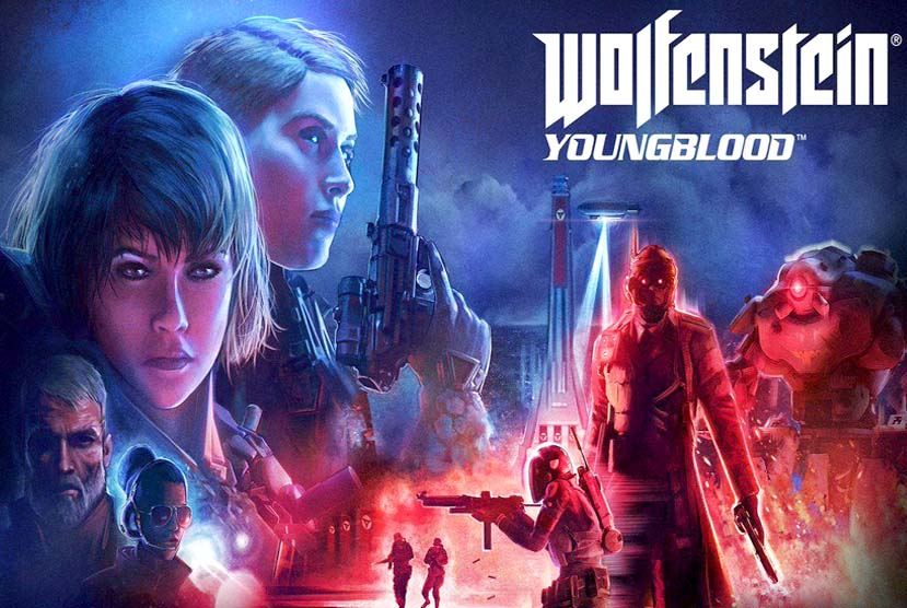 Wolfenstein Youngblood PC Latest Version Free Download