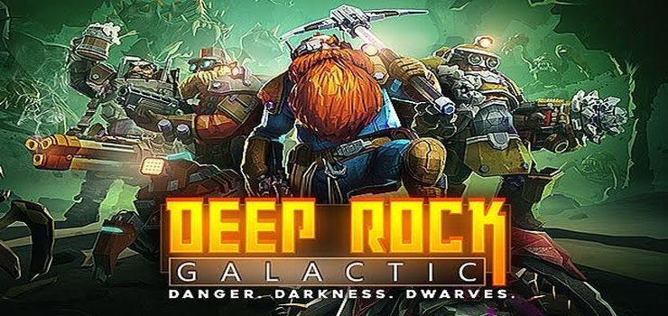 Deep Rock Galactic iOS/APK Full Version Free Download