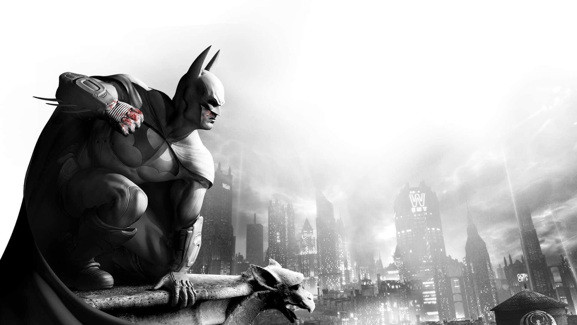 Batman: Arkham City iOS Full Version Free Download ...