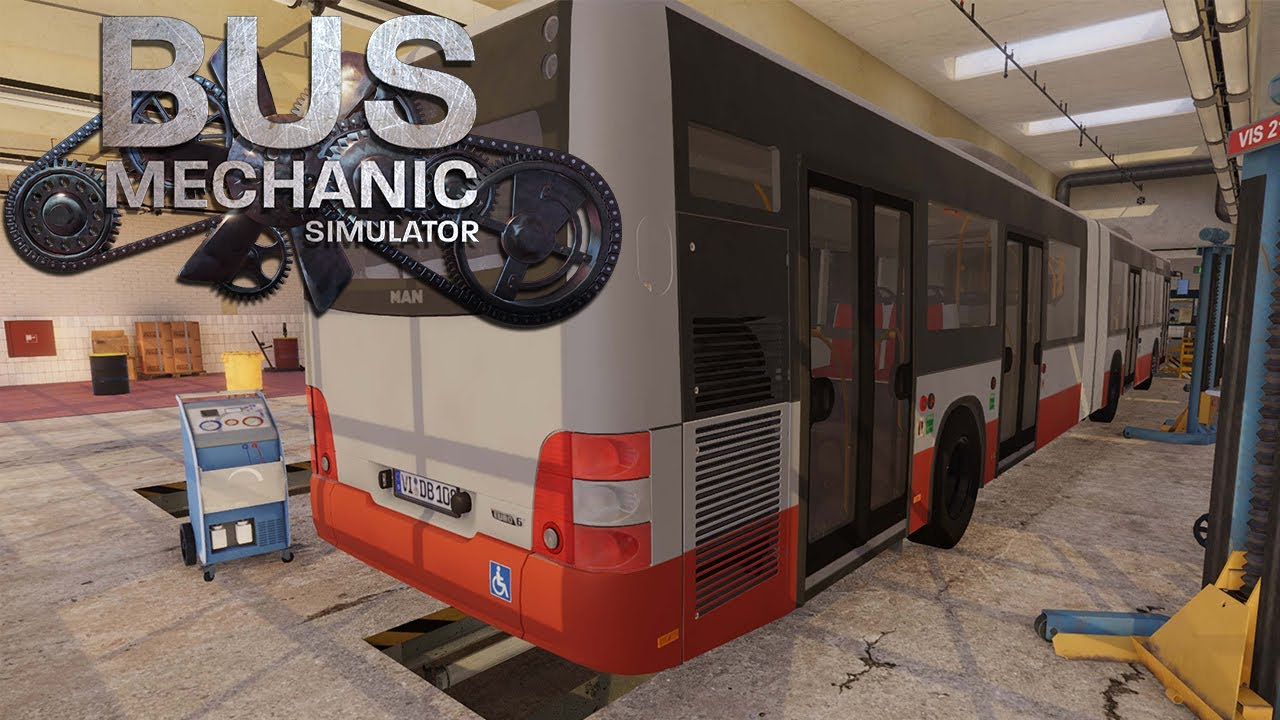 BUS MECHANIC SIMULATOR Android/iOS Mobile Version Full Game Free Download -  Gaming News Analyst