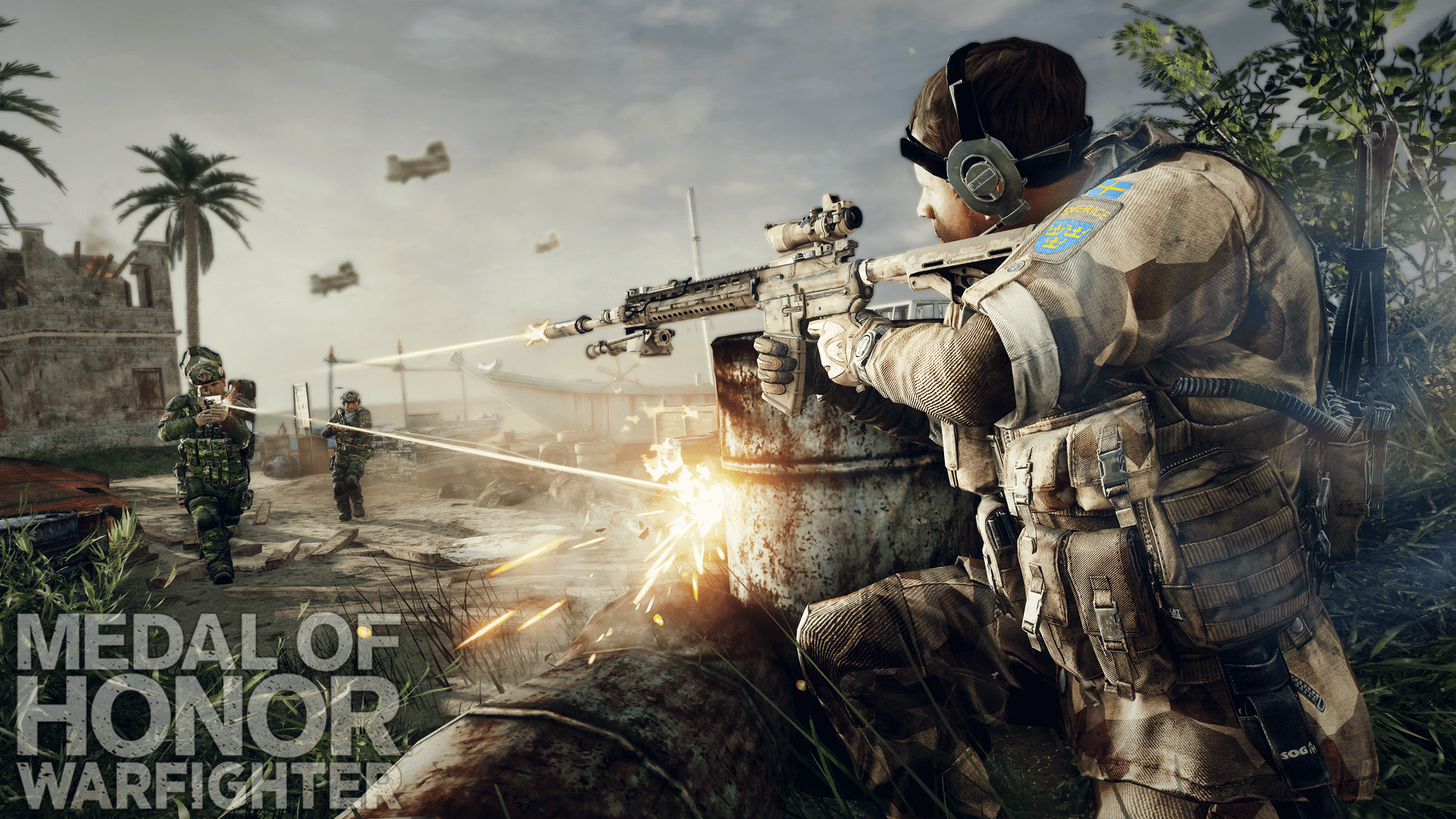 Medal of Honor Warfighter iOS/APK Version Full Free Download