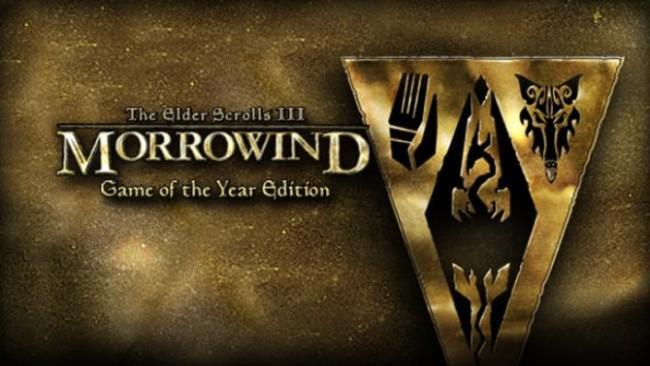 Elder Scrolls III, The - Morrowind - Game of the Year ...