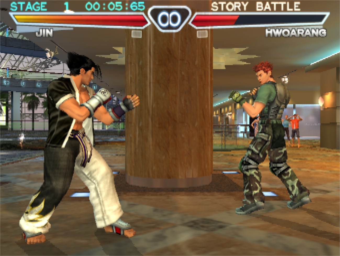 Tekken 4 PC Version Download