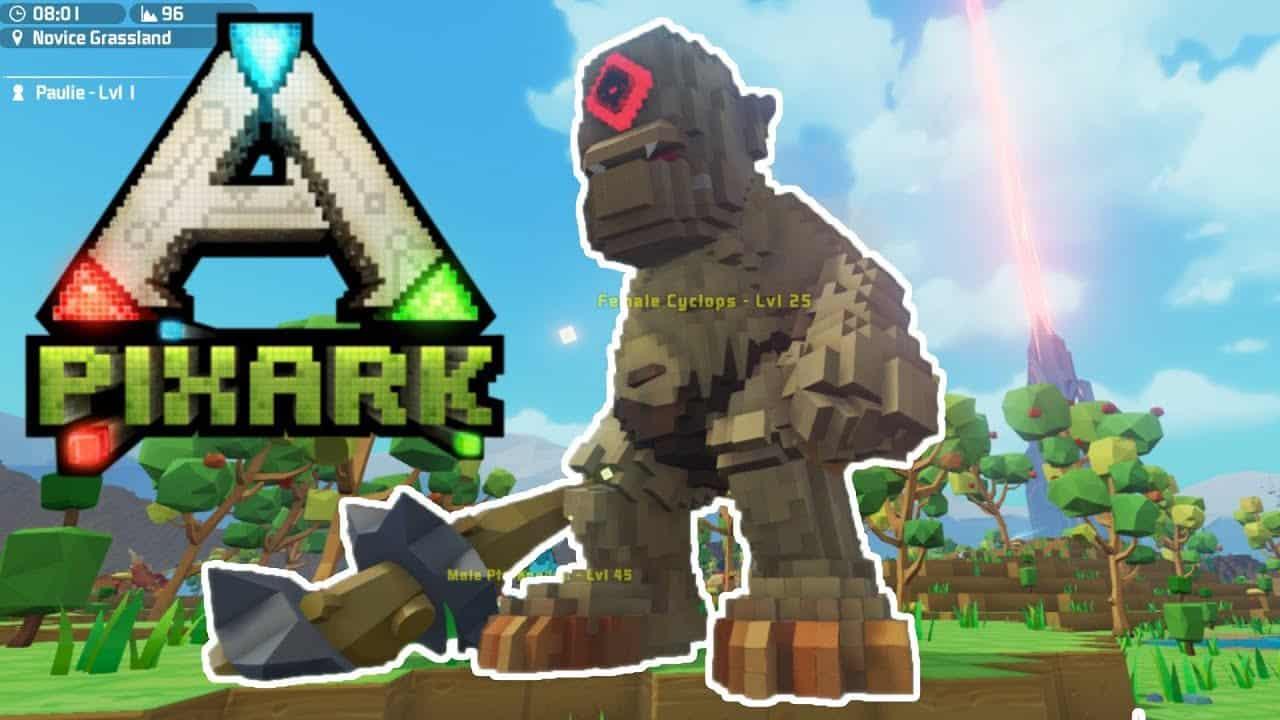 PixARK Full Version PC Game Download
