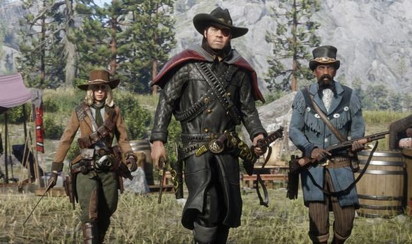 Red Dead Redemption 2 iOS/APK Version Full Game Free Download