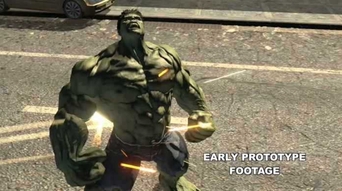 The Incredible Hulk Android/iOS Mobile Version Full Free Download