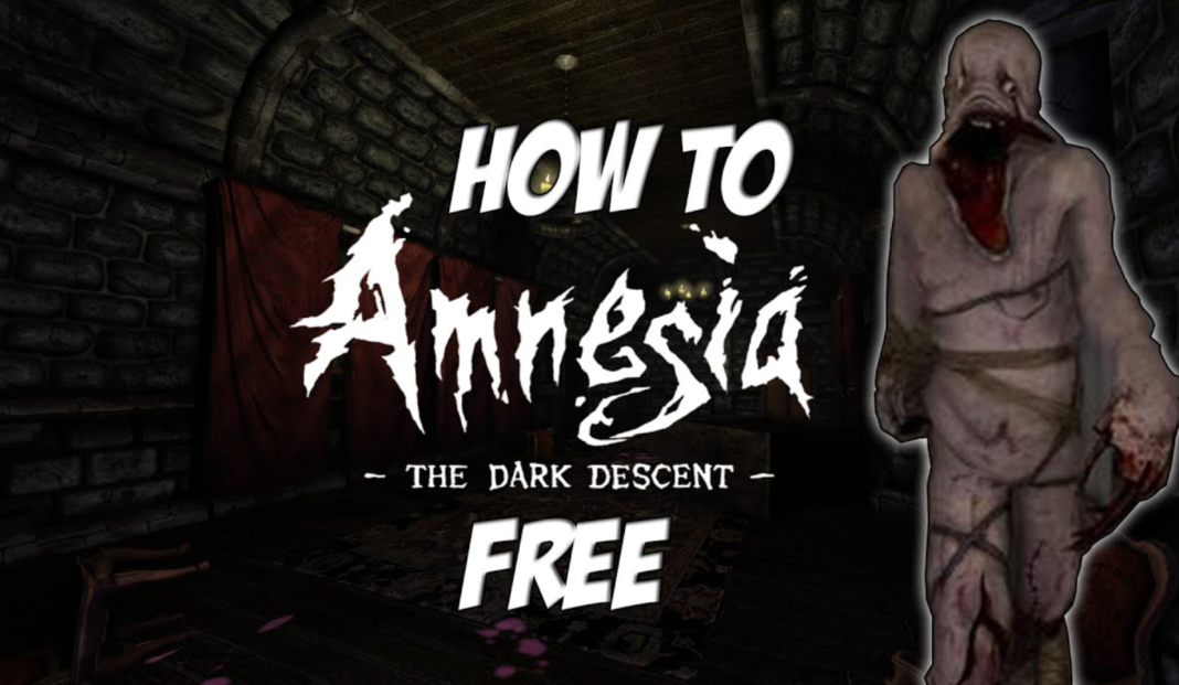 Amnesia The Dark Descent PC Latest Version Free Download