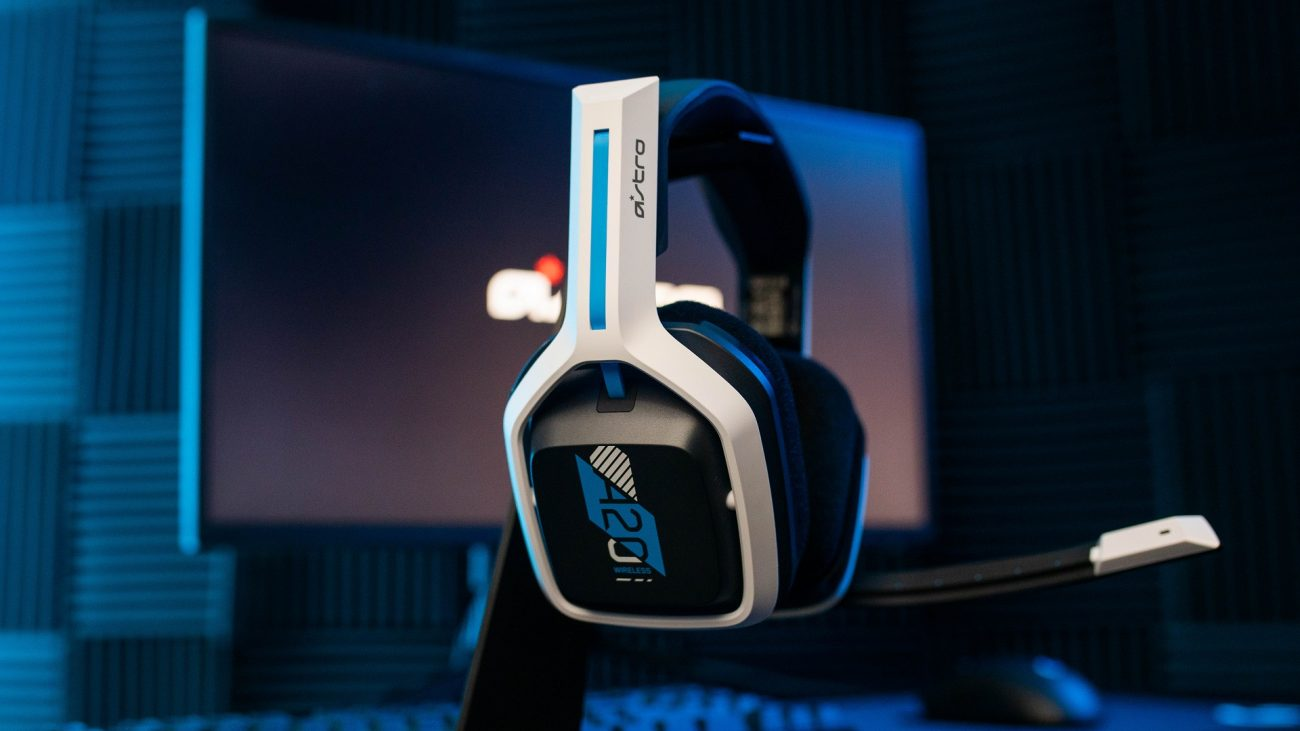 New Astro A20 Gen 2 Wireless Gaming October Headset in Coming