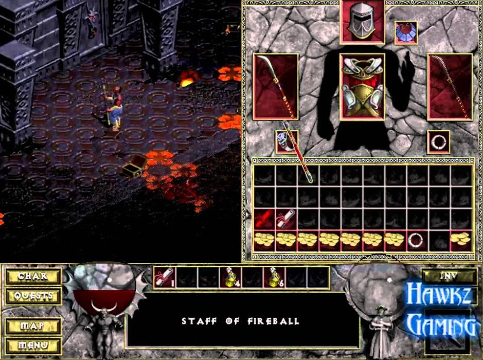 Diablo Hellfire Mobile Game Download