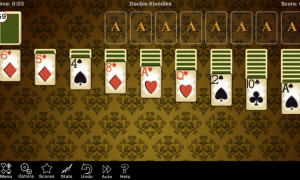 Double Klondike Solitaire APK & iOS Latest Version Free Download