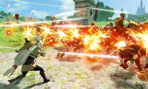 Age Of Calamity: Young Impa is playable in Hyrule Warriors