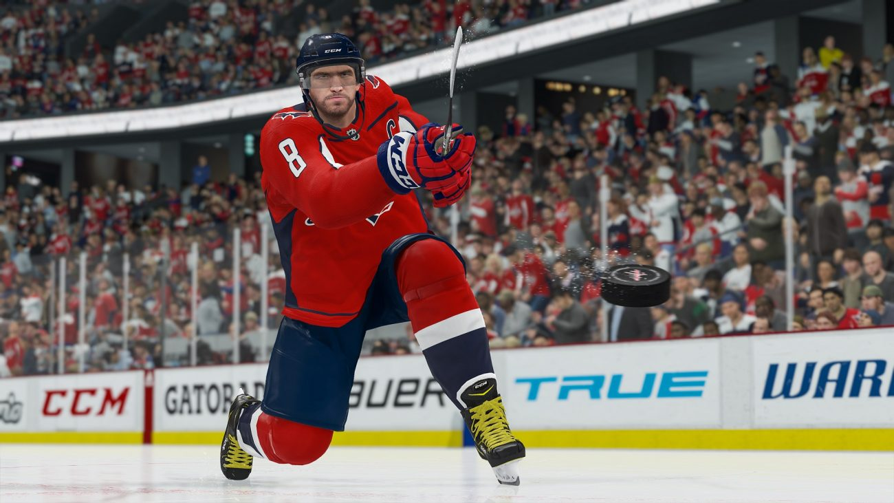 NHL 21 New Docuseries Centers on Cover Athlete Alex Ovechkin