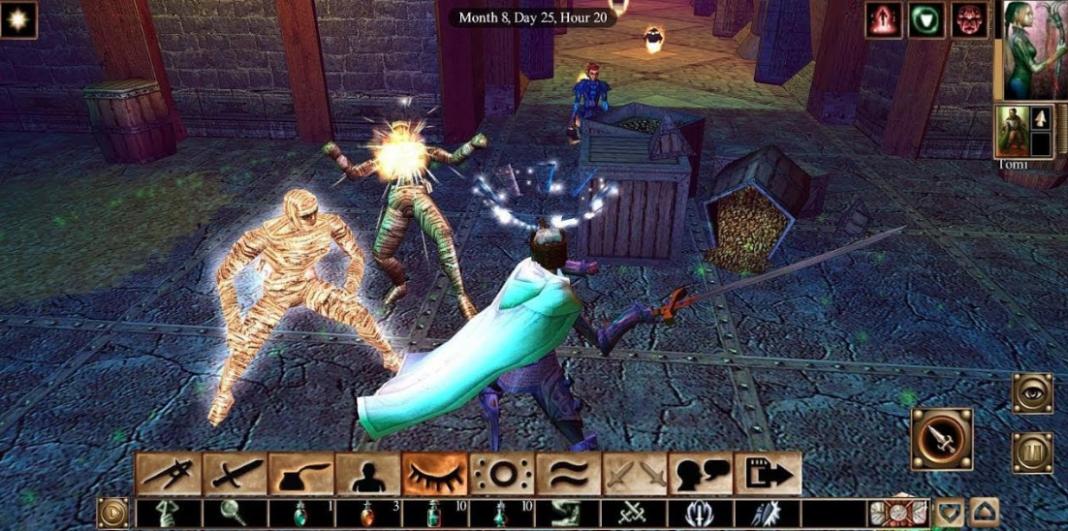 Neverwinter Nights Enhanced Edition iOS/APK Full Version Free Download