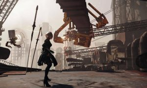 Nier Automata PC Version Game Free Download