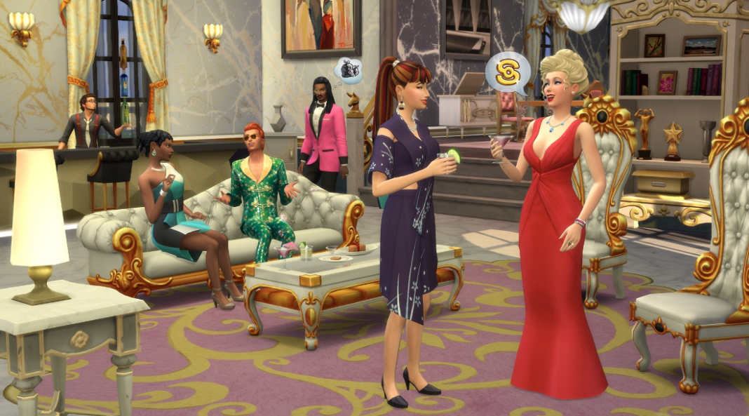 Sims 4 Get Famous PC Version Full Game Free Download