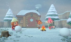 Animal Crossing: New Horizons Confirms Coming Window for Thanksgiving & Christmas Update