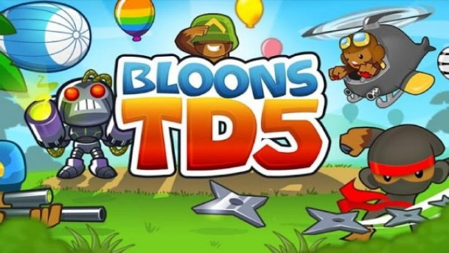 Bloons TD 5 PC Version Full Game Free Download