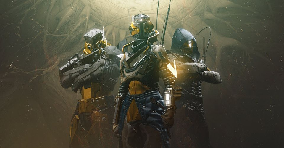 Players Find Cool Connection Between Forerunner Seal & Past Bungie Game Destiny 2
