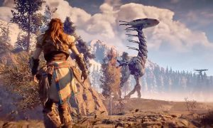 Dawn PC Launch Nearly As Large As Witcher 3's Horizon Zero