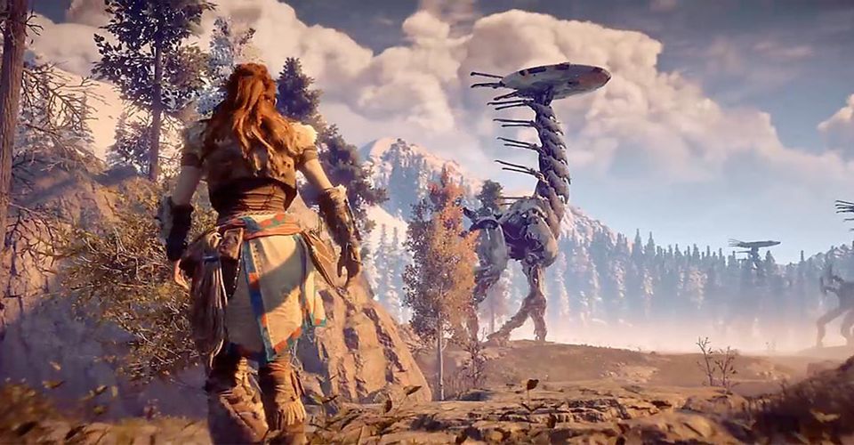 Dawn PC Launch Nearly As Large As Witcher 3's Horizon Zero