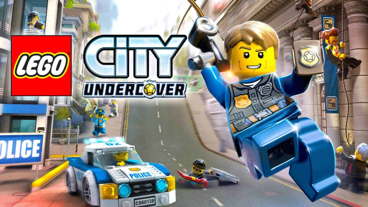 LEGO City Undercover PC Latest Version Free Download