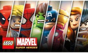Lego Marvel Super Heroes APK & iOS Latest Version Free Download