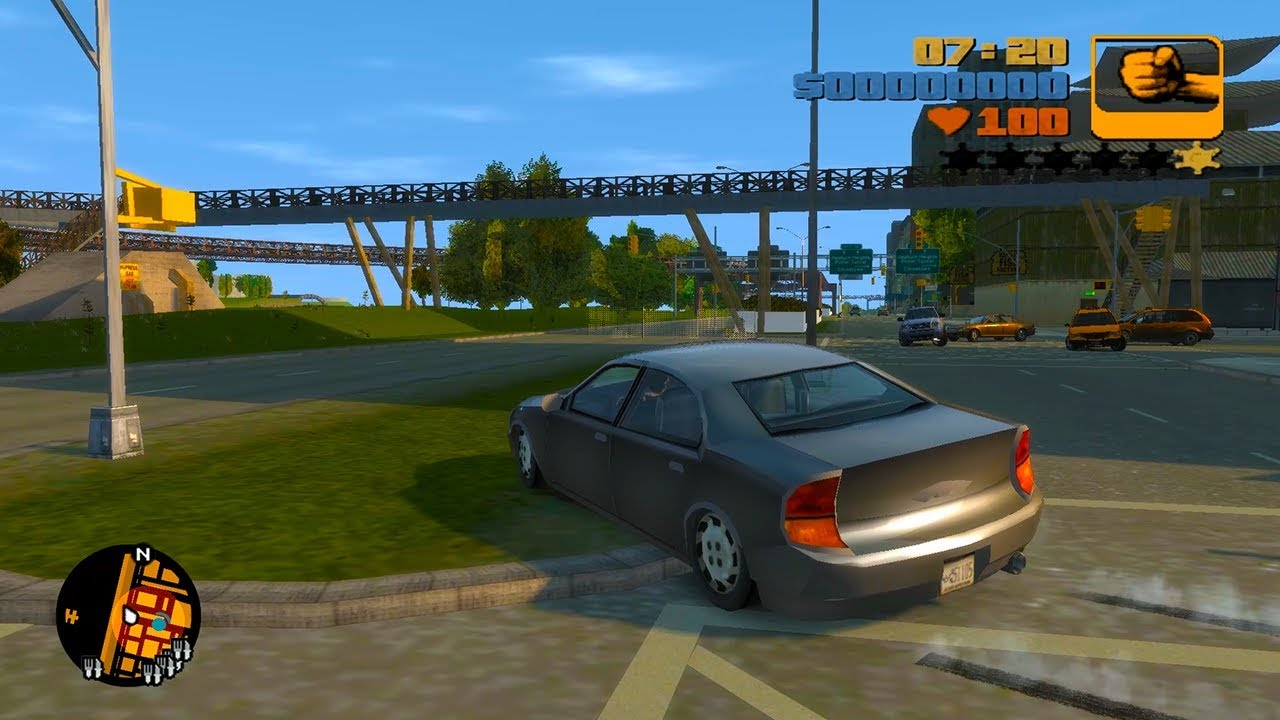Grand Theft Auto 3 PC Version Game Free Download