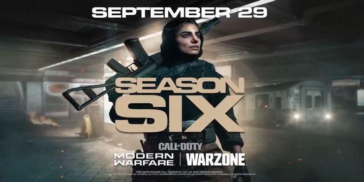 Call of Duty: Modern Warfare File Size Revealed By PS4 Pre-Load Season 6