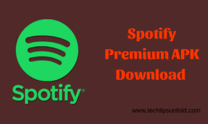 Spotify Premium Apk PC Version Game Free Download