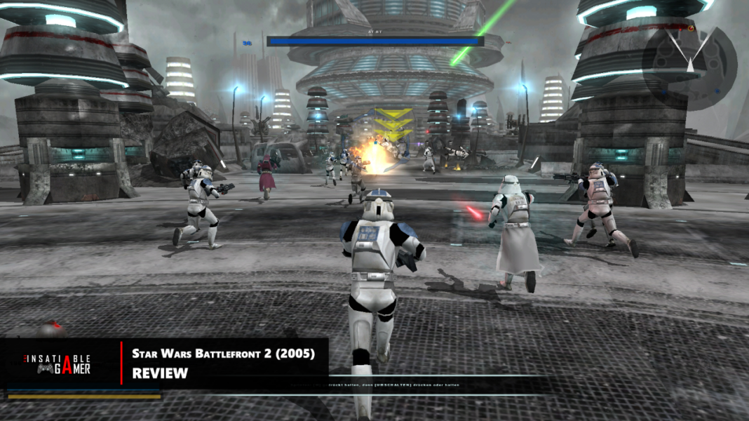 Star Wars Battlefront 2 2005 Android/iOS Mobile Version Full Game Free Download