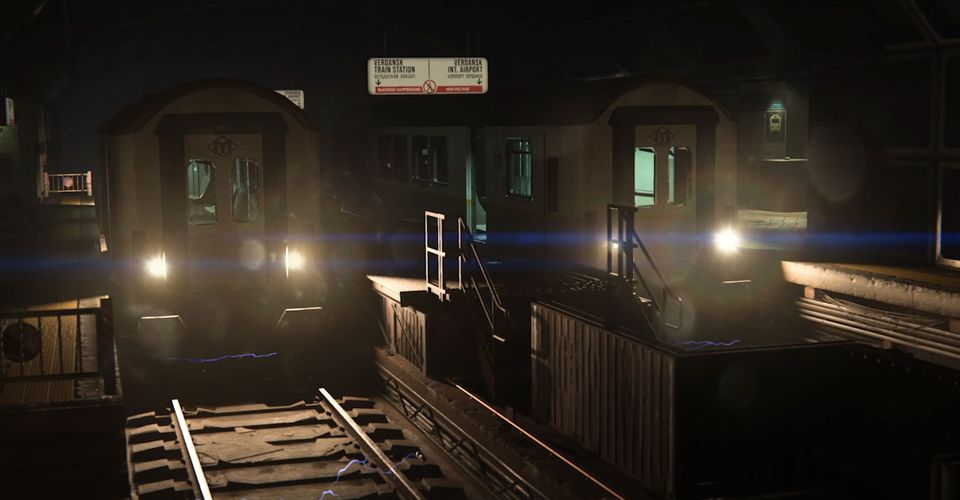 Call of Duty Coming Official Subway Warzone Map For Season 6
