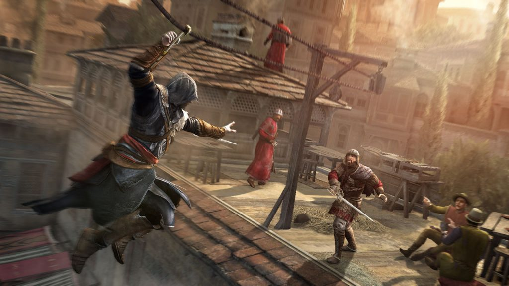 Assassin's Creed Revelations PC Game Free Download