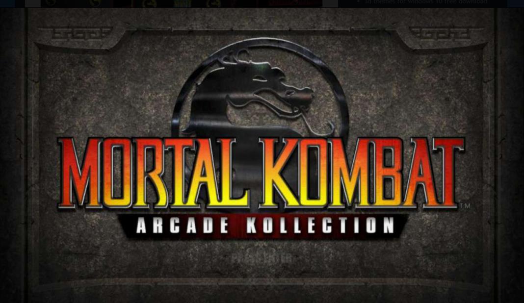 Mortal Kombat Arcade Kollection iOS/APK Full Version Free Download