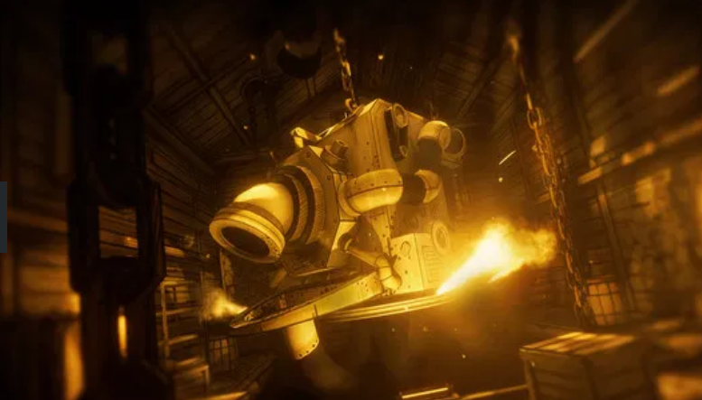 Bendy And The Ink Machine Chapter 1 iOS/APK Version Full Game Free Download