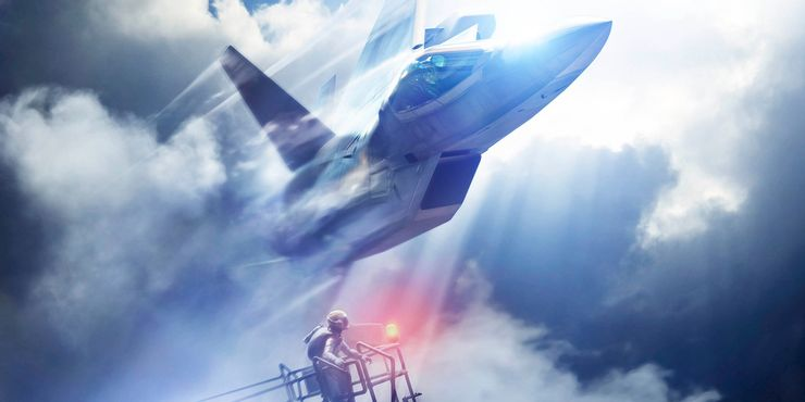 Ace Combat 7 Update Adding Classic Planes and More New Content