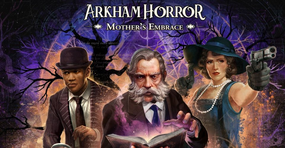 Arkham Horror: Mother's Embrace Game Announced for Next Year