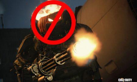Call of Duty: Modern Warfare Pumpkin Heads Disabled Due to Glitch