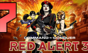 Command & Conquer Red Alert 3 PC Game Free Download