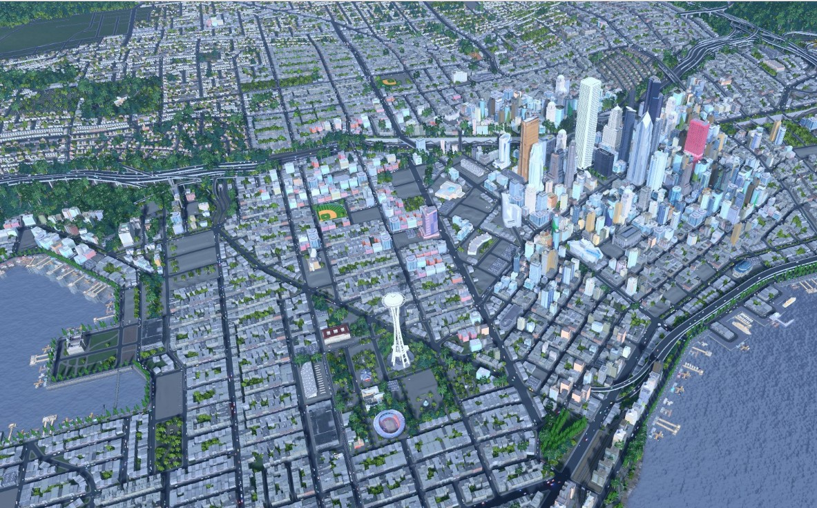 Cities Skylines PC Game Free Download