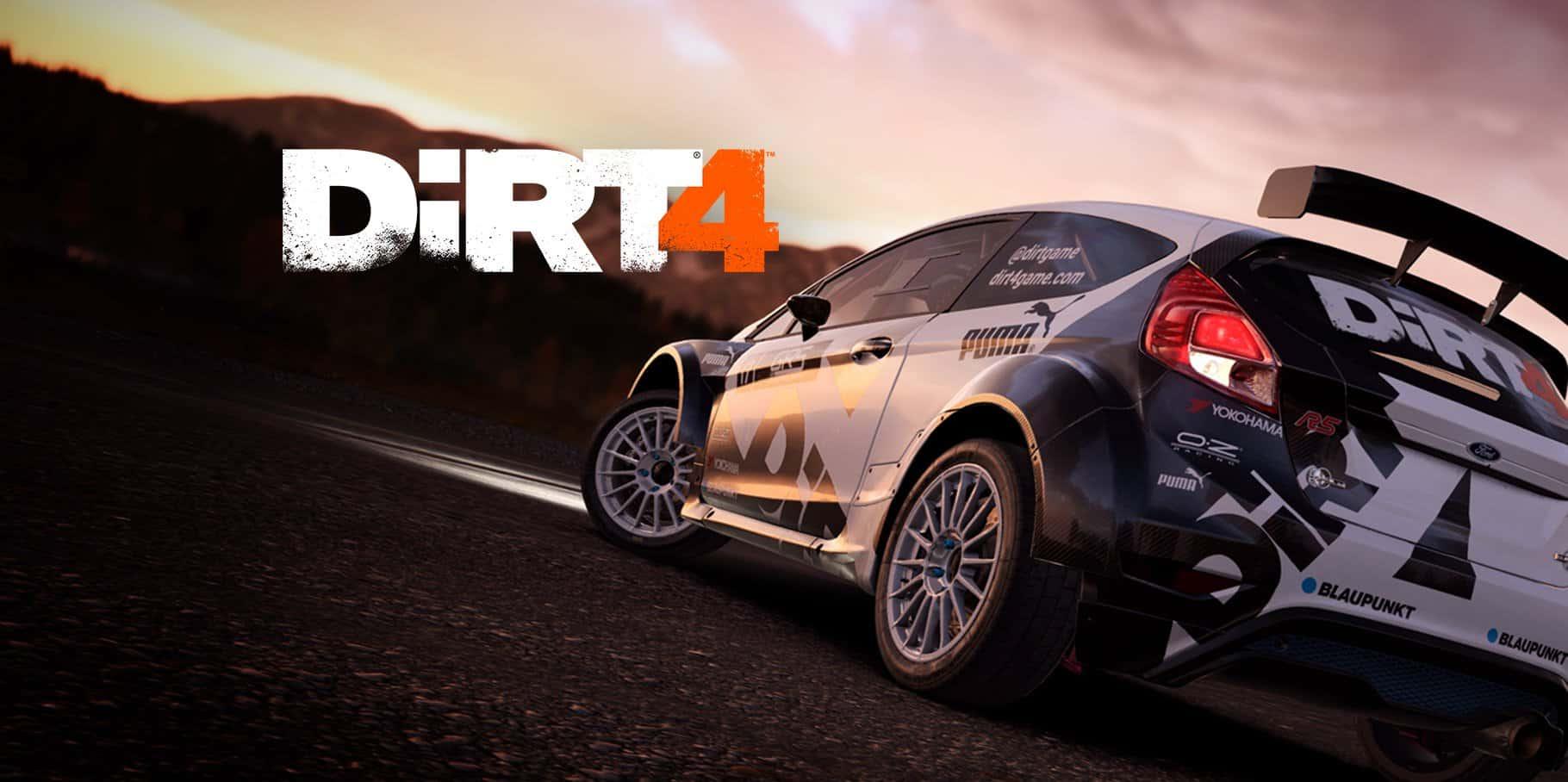 Dirt 4 PC Version Full Game Free Download
