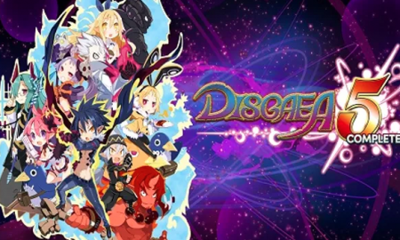 Disgaea 5 PC Game Free Download