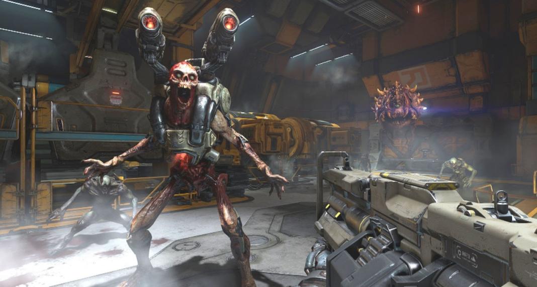 Doom 2016 PC Game Free Download