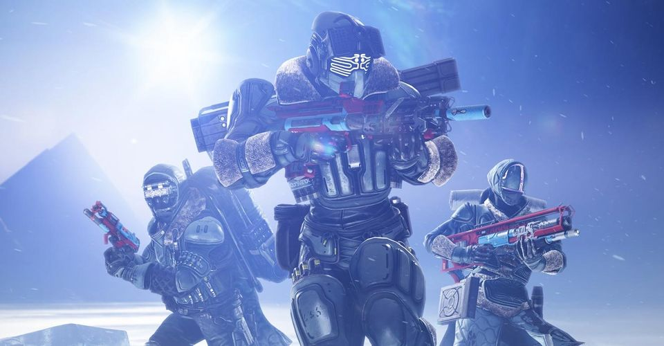 Destiny 2 Tons of Weapon Changes for Beyond Light