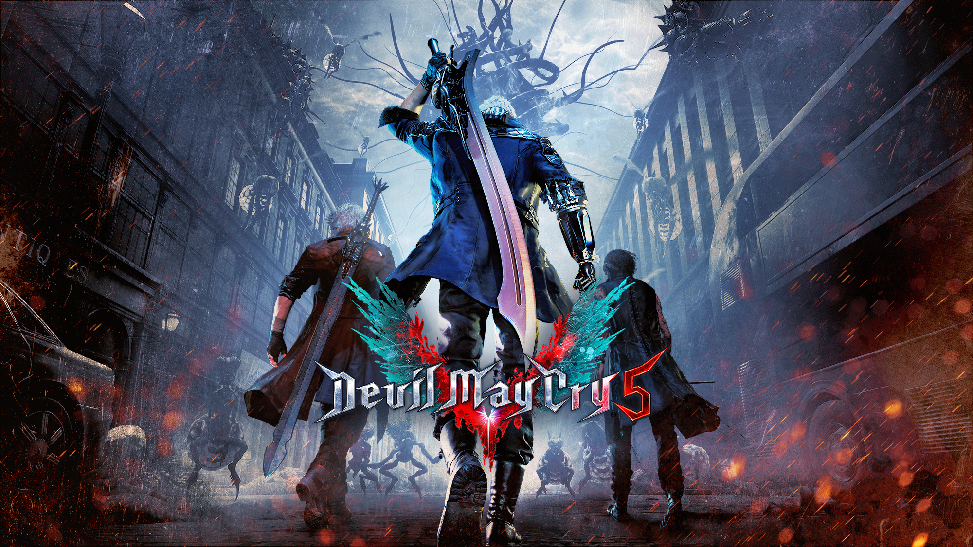 Devil May Cry 5 Next-Gen Performance Modes Revealed