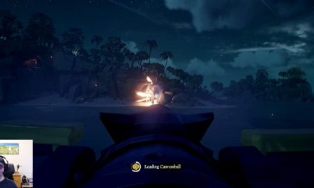 How He Commands His Ship: Blind Sea of Thieves Player Demonstrates