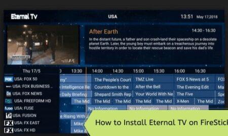 Eternal Tv PC Game Free Download