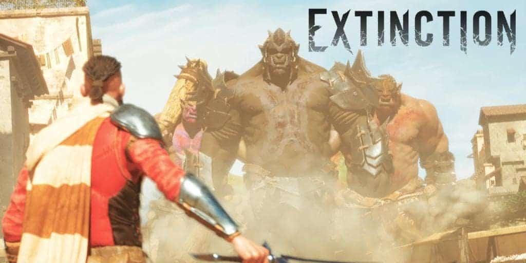 Extinction PC Version Full Game Free Download