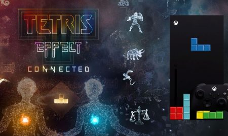 Tetris Effect: Connected Optimized for Xbox Series X