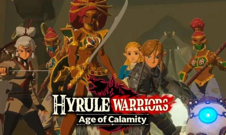 Hyrule Warriors: Age of Calamity Playable Character List Datamined From Demo